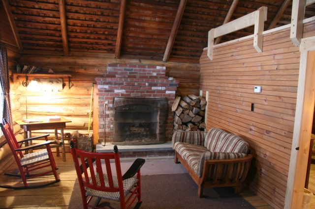 Bald Mountain Camps Resort On Mooselookmeguntic Lake