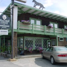White Wolf Restaurant in Stratton Maine