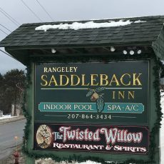 Saddleback Sign