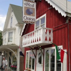 Rangeley Red Onion Restaurant