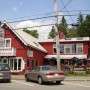 Red Onion Restaurant in Rangeley Maine