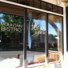 Forks in the Air Restaurant in Rangeley Maine