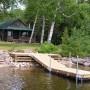 Mooselook Rental Cabin on Mooselookmeguntic Lake