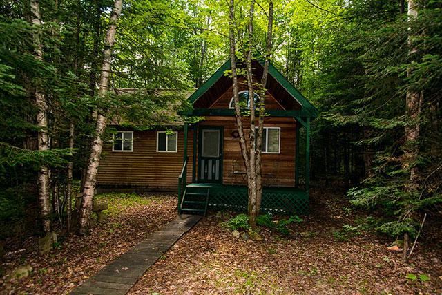 Loon Lake Retreat Rental Cabins