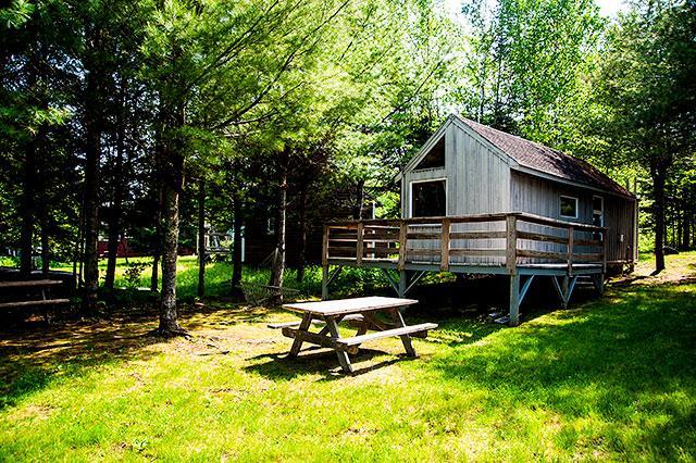 Waters Edge Rental Cabins On Rangeley Lake