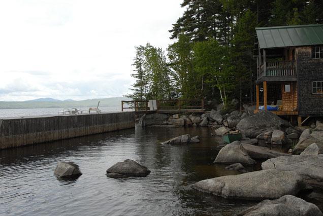 Stocker Rental Cabins On Mooselookmeguntic Lake