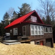 Blackwell Vacation Rental on Rangeley Lake