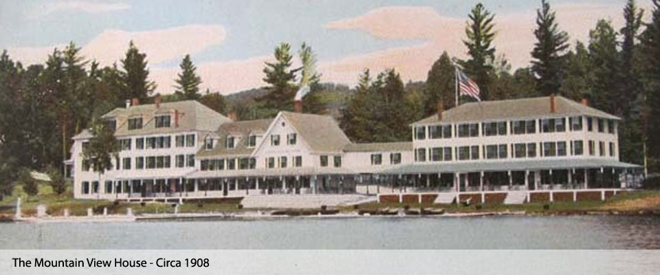 Rangeley-Maine.com | Rangeley Lakes Region History