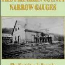 Narrow gauge railroad author at Stanley Museum