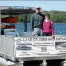 Rangeley lake cruise and kayak business recognized by Down East readers