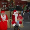 Breakfast with Santa on December 5th at the Wilhelm Reich Museum
