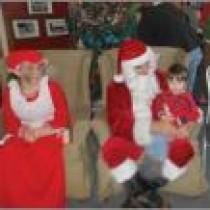 Breakfast With Santa set