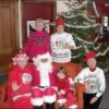 Breakfast with Santa at Reich museum Dec. 2