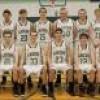 Rangeley boys varsity basketball squad