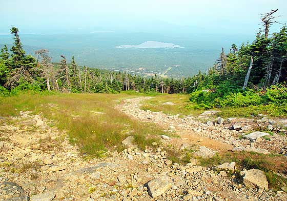Saddleback Mountain in Rangeley Maine