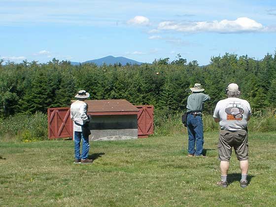 Bald Mountain Skeet & Trap Range