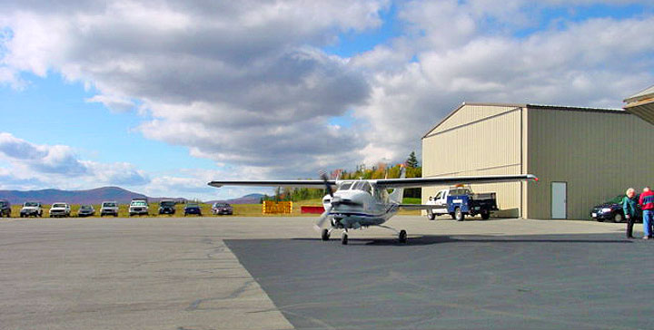 Rangeley Maine Airport