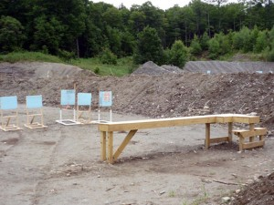 Rangeley Shooting Range