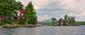 Cupsuptic Lake Kayak Cruise