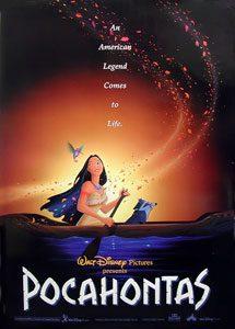 Pocohontas Movie