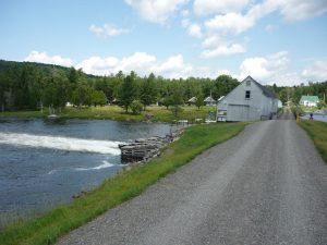 Upper Dam Fly Fishing Trip