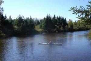 Kennebago River Canoe Trip