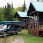 Bosebuck-Cabins