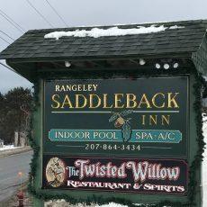 Saddleback Sign
