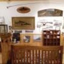 Outdoor sporting museum open