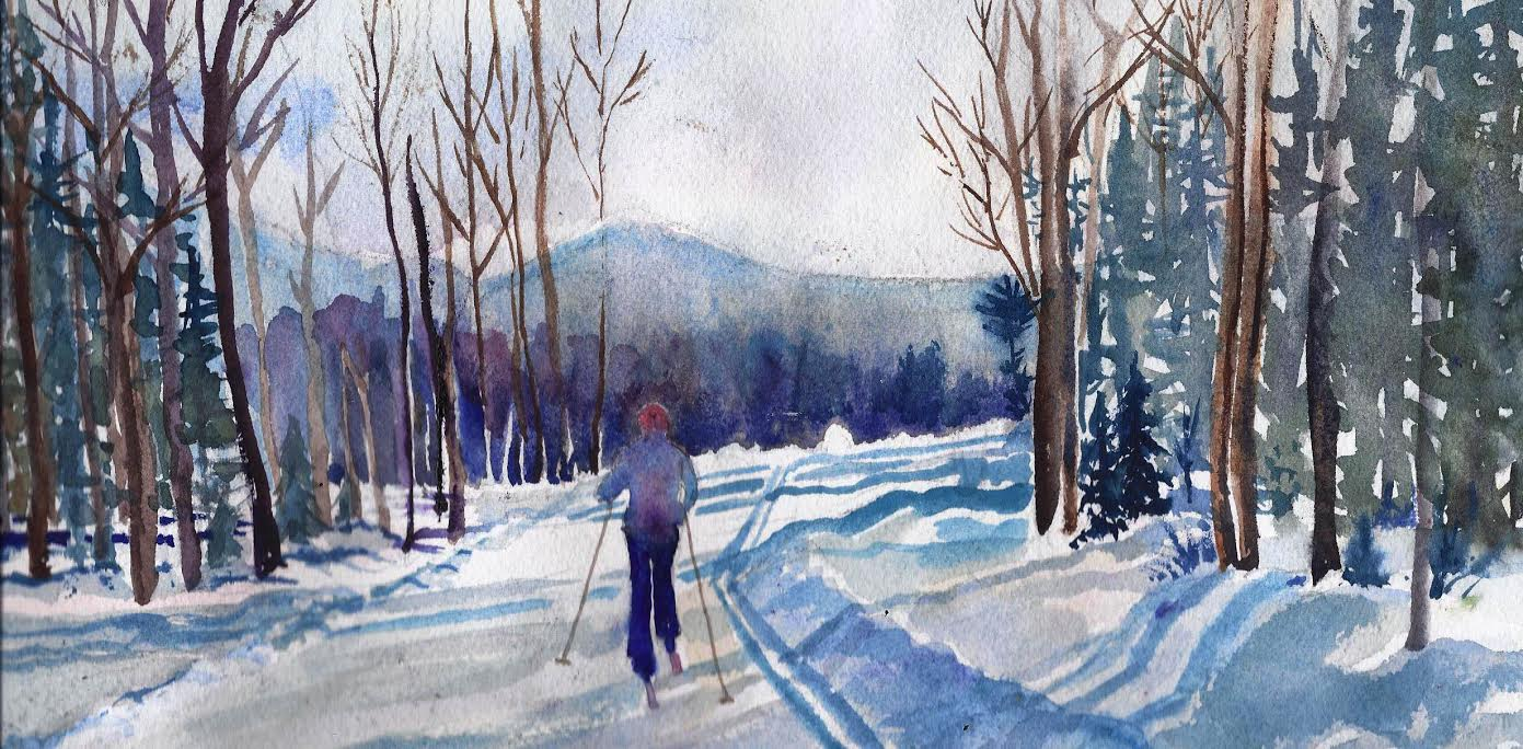 Rangeley Lakes Cross County Ski Trails